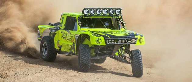 Rental Trucks Near Me >> SpoFit Sponsors Offroad Racing Team